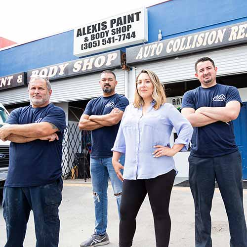 Alexis Paint and Body Shop