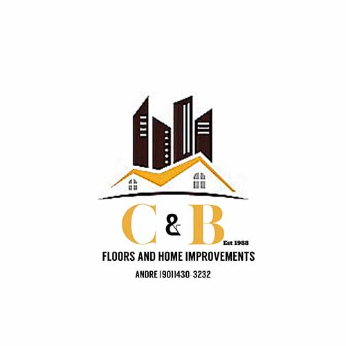 C&B Floors and Home Improvements Logo
