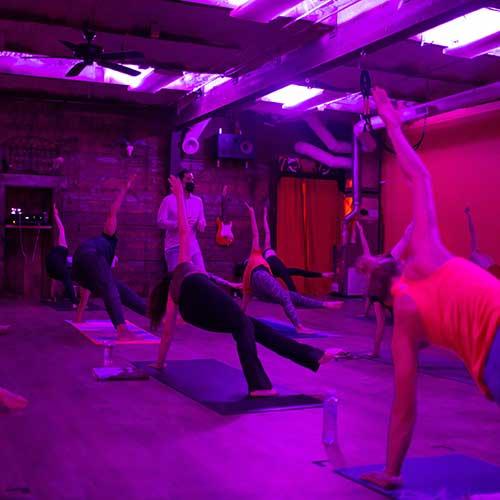 Mota Thai Yoga