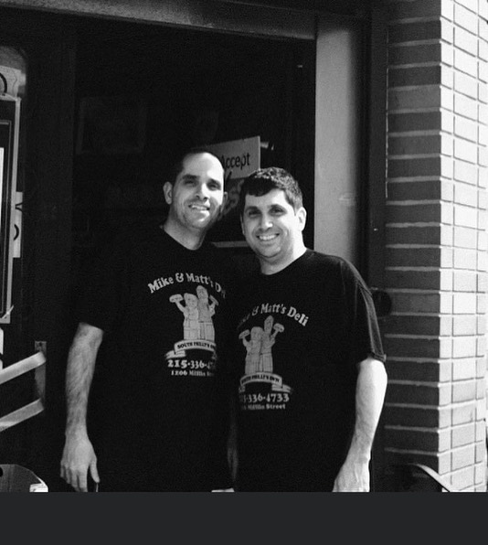 Michael and Matthew Silvano