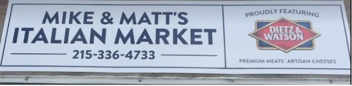 Mike & Matt's Italian Market Logo