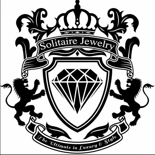 Solitaire Jewelry Logo